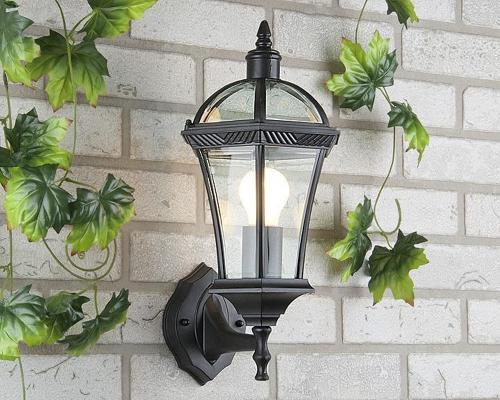 Уличный настенный светильник Elektrostandard Capella 4690389012235