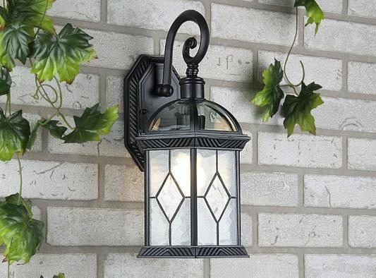 Уличный настенный светильник Elektrostandard Fenix 4690389012150