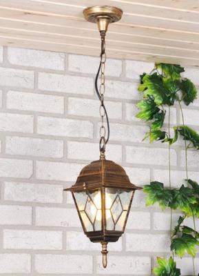 Уличный подвесной светильник Elektrostandard Vega 4690389012341