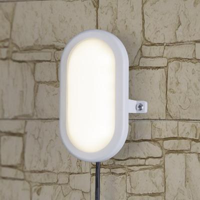 Пылевлагозащищенный светильник Elektrostandard LTB0102D LED 17 см 6W белый 4690389099106