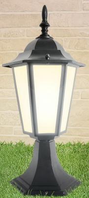 Уличный светильник Elektrostandard 1004S черный 4690389085734 уличный светильник 1001s черный 4690389076053 elektrostandard 1168537