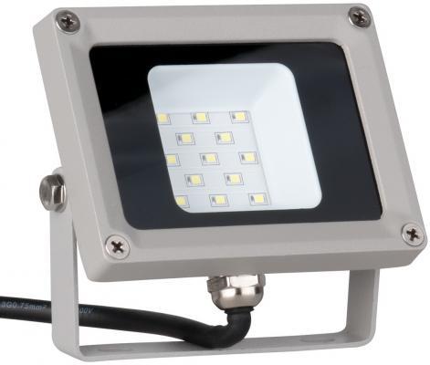 Прожектор светодиодный Elektrostandard 006 FL LED 10W 6500K 4690389101236 elektrostandard лампа светодиодная elektrostandard свеча на ветру сdw led d 6w 3300k e14 4690389085505