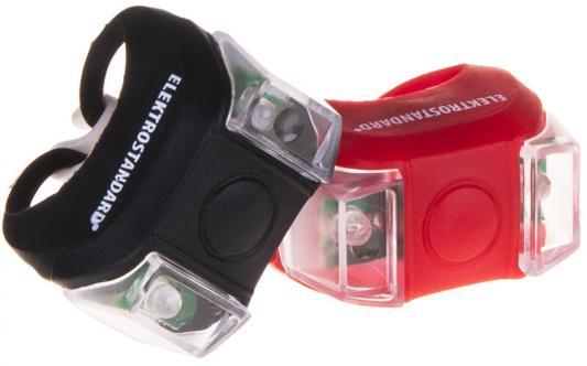 Велосипедный светодиодный фонарь Elektrostandard Marker от батареек 47х45 7 лм 4690389087646 от 123.ru
