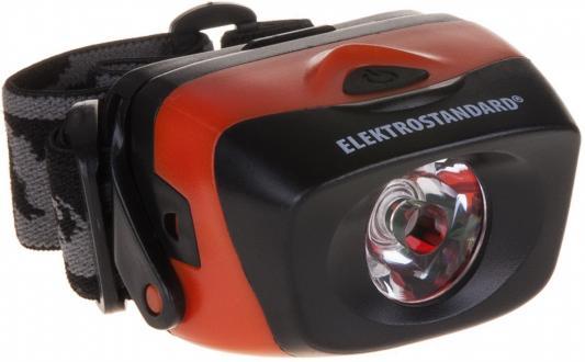 Налобный светодиодный фонарь Elektrostandard Extreme от батареек 39х60 62 лм 4690389087622 от 123.ru