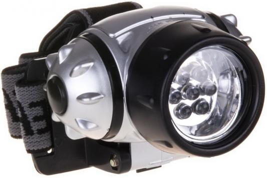 Налобный светодиодный фонарь Elektrostandard Grylls от батареек 50х76 25 лм 4690389097331
