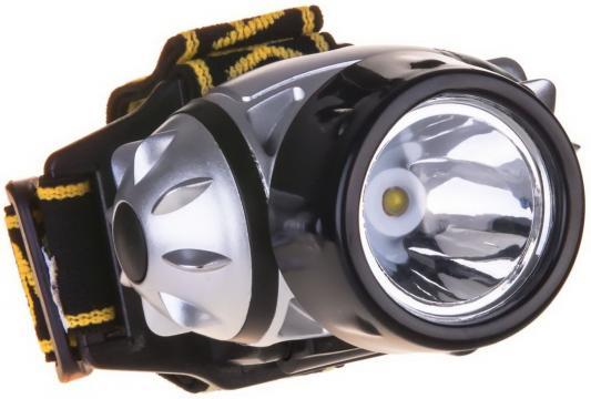 Налобный светодиодный фонарь Elektrostandard Master от батареек 40х55 60 лм 4690389031953