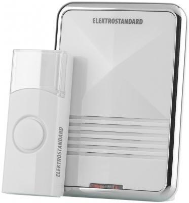 Звонок дверной беспроводной Elektrostandard DBQ01M WL белый 4690389031182 звонок беспроводной дверной 32 мелодии белый