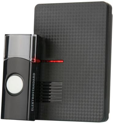 Электрозвонок беспроводной Elektrostandard DBQ02M черный