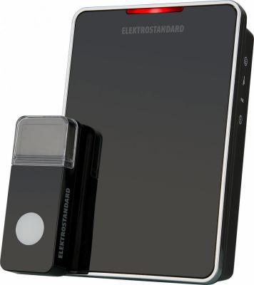 Звонок дверной беспроводной Elektrostandard DBQ04M WL черный