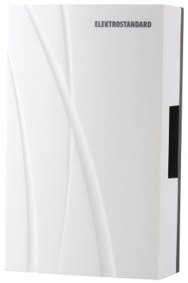 Звонок дверной проводной Elektrostandard DBQ08M белый звонок дверной feron e 374 white blue 44164