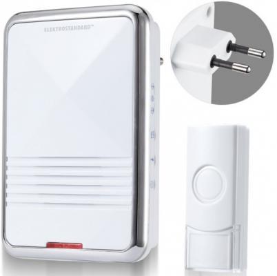 Звонок дверной беспроводной Elektrostandard DBQ11M AC белый 4690389059629