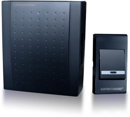 Фото - Электрозвонок проводной Elektrostandard DBQ16 WM 1M IP44 (4690389062049) черный проводной и dect телефон foreign products vtech ds6671 3