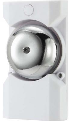 Звонок электромеханический Elektrostandard DBQ18M WM 1M IP20 белый 4690389063848