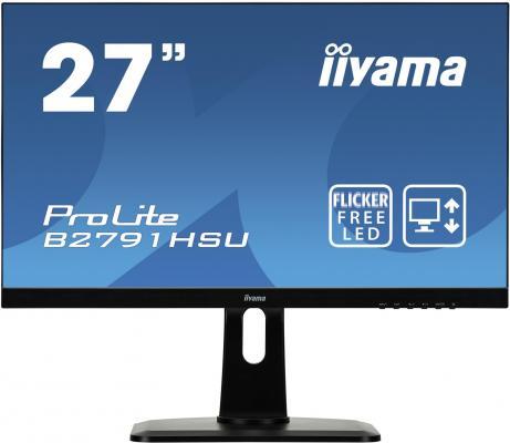 Монитор 27 iiYama B2791HSU-B1