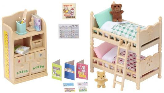 Игровой набор SYLVANIAN FAMILIES Детская комната 25 предметов 4254