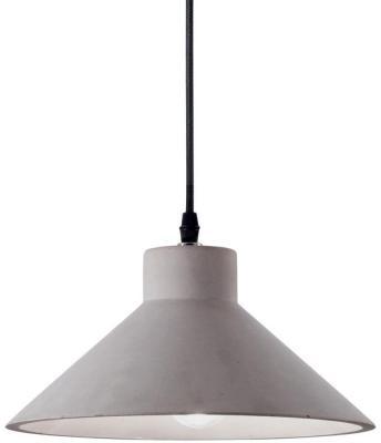 Подвесной светильник Ideal Lux Oil-6 SP1 Cemento
