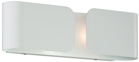 Настенный светильник Ideal Lux Clip AP2 Mini Bianco ideal lux настенный светильник ideal lux clip ap2 mini bianco