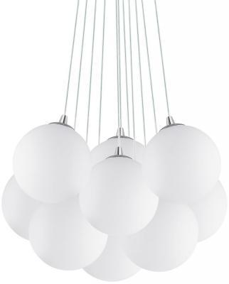 Подвесная люстра Ideal Lux Mapa Bianco SP11 цена