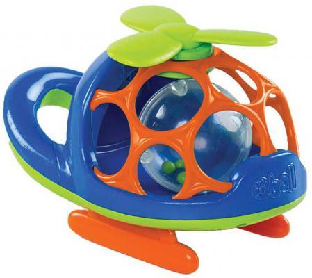 Развивающая игрушка Oball Вертолёт 10556-2 погремушка oball