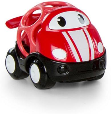 """Развивающая игрушка Oball """"Только вперед!"""", красная"""