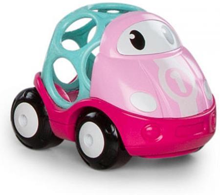 """Развивающая игрушка Oball """"Только вперед!"""", розовая"""