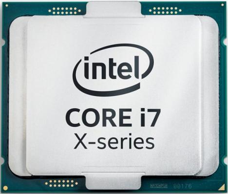 Процессор Intel Core i7-7740X 4.3GHz 8Mb Socket 2066 OEM процессор intel core i7 4771 haswell 3 5ghz 8mb lga1150 box bx80646i74771 sr1bw