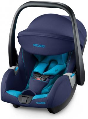 Автокресло Recaro Guardia (xenon blue) автокресло recaro monza nova is seatfix xenon blue 6148 21504 66