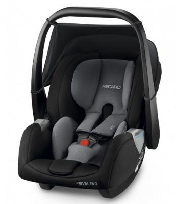 Автокресло Recaro Privia EVO (carbon black)