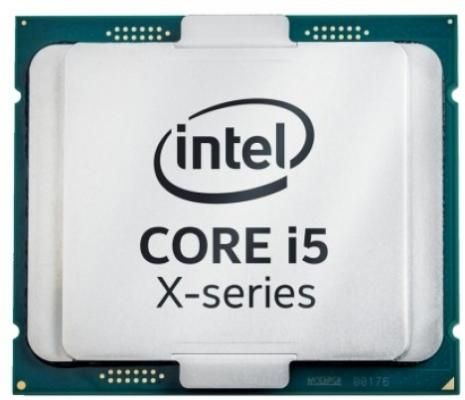 Процессор Intel Core i5-7640X 4.0GHz 6Mb Socket 2066 OEM