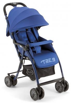Прогулочная коляска Pali Tre.9 (cobalt blue) прогулочная коляска pali tre 9 army green