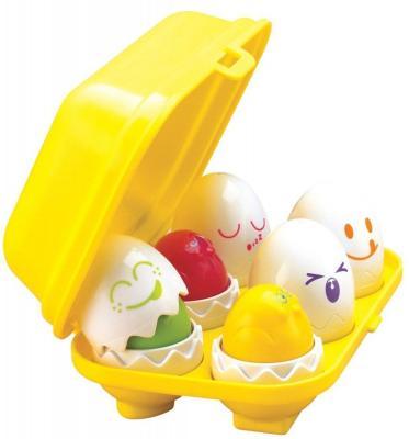 Сортер TOMY Веселые Яйца 8 см E1581