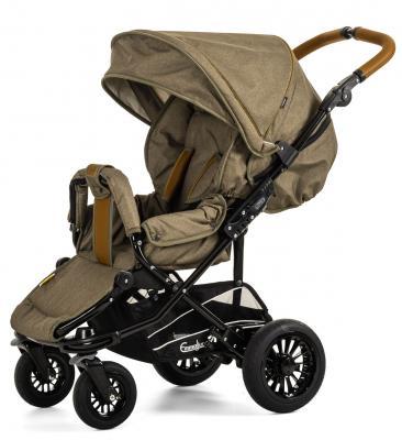 Коляска прогулочная Emmaljunga Scooter 4-S AIR (цвет 35713/outdoor olive) зонт birdepal outdoor olive 1140984