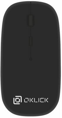 все цены на Мышь беспроводная Oklick 625MW чёрный USB онлайн
