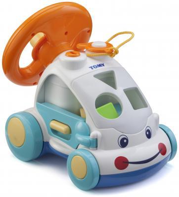 Интерактивная игрушка Tomy автомобиль с сортером Activity Auto от 12 месяцев разноцветный рюкзак спортивный женский dakine girls grom spradical