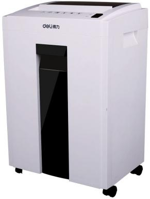 Уничтожитель бумаг Deli E9954-EU 6 листов 16л дырокол deli vivid e0123 20 листов ассорти белый