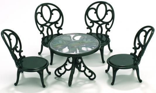 Игровой набор SYLVANIAN FAMILIES Мебель для сада 5 предметов