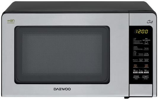 СВЧ DAEWOO KQG-664B 700 Вт чёрный серебристый недорого