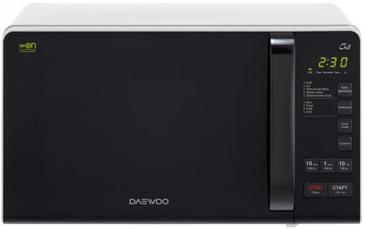 СВЧ DAEWOO KQG-663B 700 Вт чёрно-белый