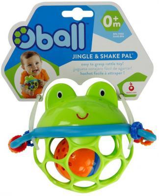 Игрушка для ванны Oball Лягушонок 10063 игрушка oball автовоз 10314