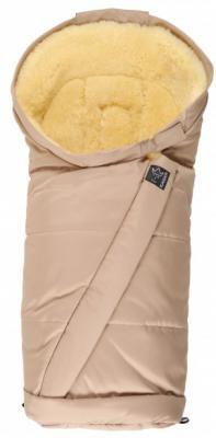 Конверт меховой Kaiser Coosy (sand) конверт детский kaiser серый меланж