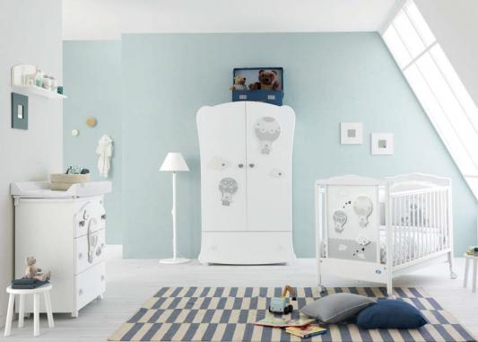 Кроватка Pali Bonnie Baby (белый)