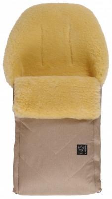 Конверт меховой Kaiser Dublas (sand melange) меховой конверт christ arosa коричневый