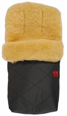 Конверт меховой Kaiser Natura (anthracite) конверт детский kaiser kaiser конверт зимний меховой lenny rot красный
