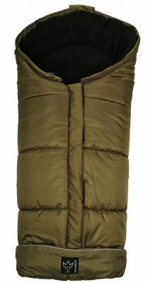 Конверт флисовый Kaiser Iglu Thermo Fleece (khaki) конверт флисовый kaiser iglu thermo fleece anthracite light gray