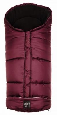 Купить Конверт флисовый Kaiser Iglu Thermo Fleece (plum), универсальный, для девочки, Конверты