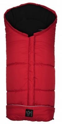 Купить Конверт флисовый Kaiser Iglu Thermo Fleece (red), универсальный, унисекс, Конверты