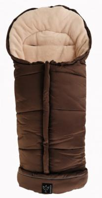 Конверт флисовый Kaiser Jooy Microfleece (brown/beige) конверт флисовый kaiser jooy microfleece black light blue