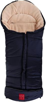 Конверт флисовый Kaiser Jooy Microfleece (navy/beige) конверт флисовый kaiser jooy microfleece black light blue