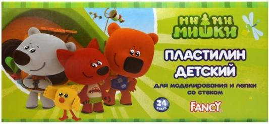 Пластилин Action! Fancy 24 цвета FMC24-480 action