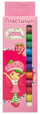 """Пластилин Action! """"Strawberry Shortcake"""" 12 цветов SW-MC12-120"""
